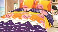 2-Х спальне постільна білизна - розміри відрізняються