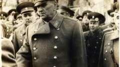 А. А. Гречко, маршал радянського союзу: біографія і фото