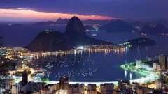 А ви знаєте, де знаходиться бразилія?