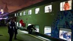 Адлер - москва: поїзд, розклад, вартість квитків