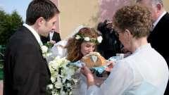 Ах це весілля! Як зустрічати з короваєм молодят