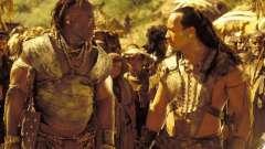 """Актори """"царя скорпіонів"""": всі частини"""
