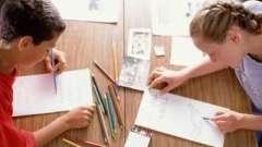 Акварельні олівці: намалюй свої мрії!