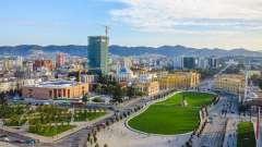 Албанія, тирана: як дістатися, що подивитися і спробувати