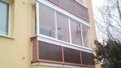 Алюмінієві лоджії - якісний і доступний спосіб утеплення балкона