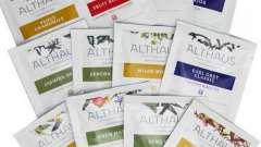 Althaus - чай для найтонших цінителів