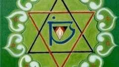 Анахата-чакра - енергія чистої любові