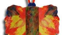 Метелик з паперу - частинка літа цілий рік