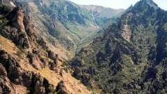 Байкальська складчастість: будова, рельєф, гірські системи, особливості
