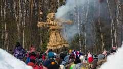 «Бакшевская масниця» - ще одна визначна пам`ятка москви