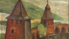 Вежі кремля - перлина фортифікаційного мистецтва 15 століття