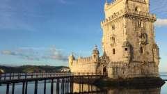 Башта белен в португалии: історія і архітектура