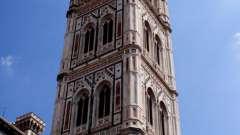 Вежа джотто у флоренції