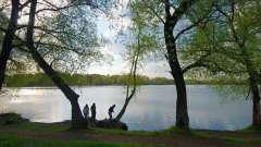 Біле озеро (новокосіно) - відпочинок в москві