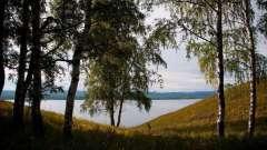 Берчікуль - озеро в кемеровській області. Опис і унікальні властивості водойми, фото