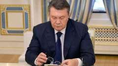 Біографія януковича - шлях до крісла президента