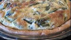 Страви з щавлю: рецепт пирога, супу і салату