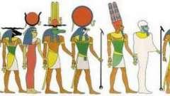 Богині єгипту: імена, фото. Боги і богині древнього єгипту: список