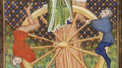 Богиня фортуна - уособлення сліпий удачі