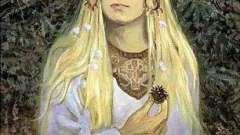 Богиня родючості в міфології різних народів