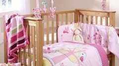 Бортик для дитячого ліжка: види, виробники та відгуки. Дитячий диван-ліжко з бортиками