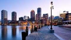 Бостон (затоку) - колиска американской революції
