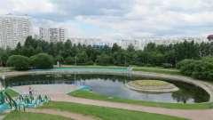 Братиславський парк: опис і фото