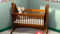 Майбутнім батькам на замітку: як вибирати ліжечко для новонародженого