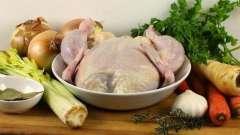 Бульйон курячий з локшиною: рецепти приготування