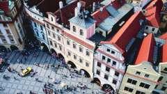 Чеська віза: тонкощі оформлення