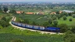 Що брати з собою в поїзд: найнеобхідніші в дорозі речі