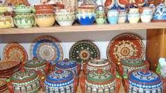 Що привезти з болгарії в якості подарунка?