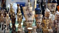 Що привезти з єгипту в подарунок?