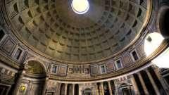 Що таке пантеон? Римський і грецький пантеон