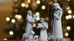 Що таке різдво христове? Що таке різдво для дітей?