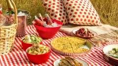 Що взяти на пікнік з їжі і розваг?