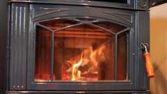 Чавунна піч для дачі - економне опалення заміського будинку