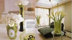 Квіти в інтер`єрі - шматочок природи у вашому домі!