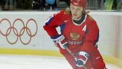 Даріус каспарайтіс - агресивний нападник хокеїст. Біографія, кар`єра, фото