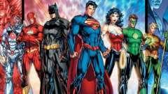 Dc comics: персонажі, відомі кожному