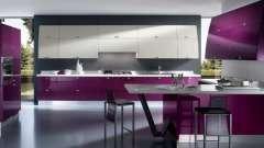 Декор кухні і характерні його риси