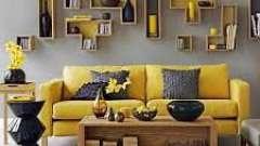 Декор стін у вітальні: цікаві ідеї для вашого будинку