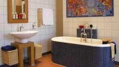 Декор ванної кімнати своїми руками