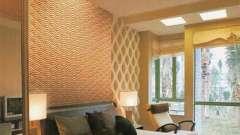 Декоративні панелі для стін: ідеї, фото та відгуки. Вибираємо декоративні панелі для оздоблення стін