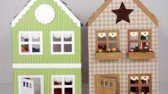 Робимо будиночок для ляльки своїми руками