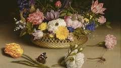 Робимо орігамі: ваза з квітами
