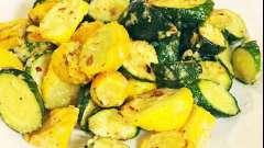Делікатес зі звичайних продуктів: запікаємо кабачки в духовці