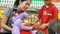 День здоров`я в дитячому саду - щастя для дитини