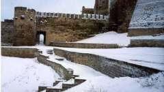 Дербент - найдавніше місто россии