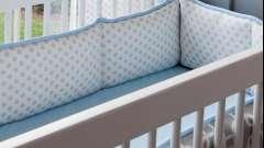 Дитячі ліжка з бортиками - аргументи за і проти